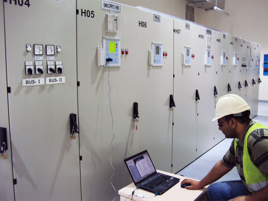 Ghantoot Group Electrical Project Division Operation